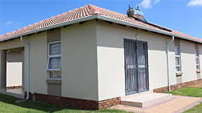 Home in Kirkney, Pretoria